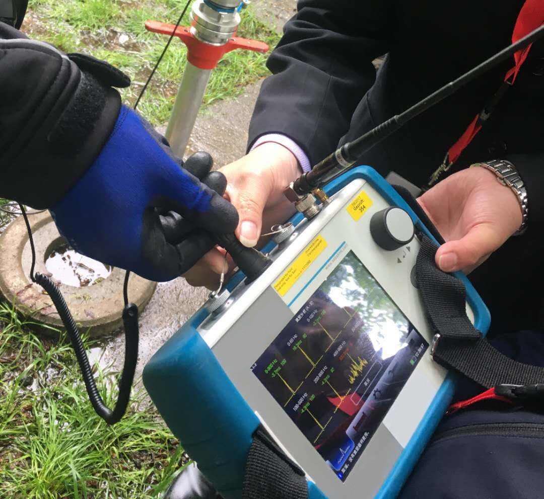 管道压力串口数据采集远程实时监测