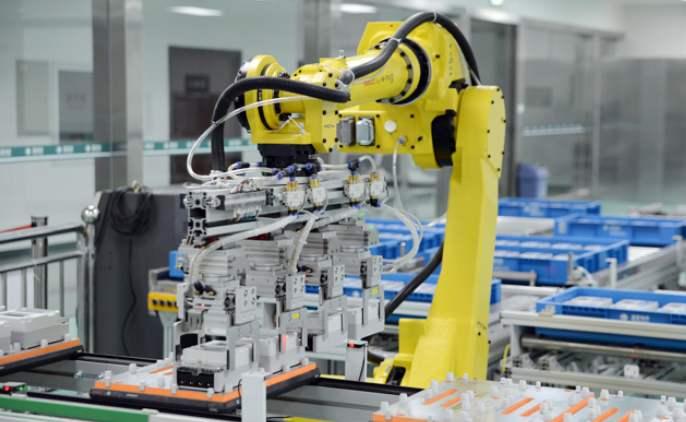 工业机器人联网远程数据采集备份