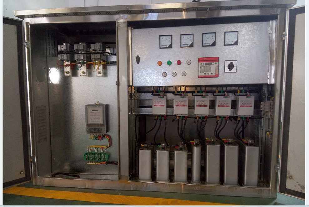 工控机自动化配电柜监测方案